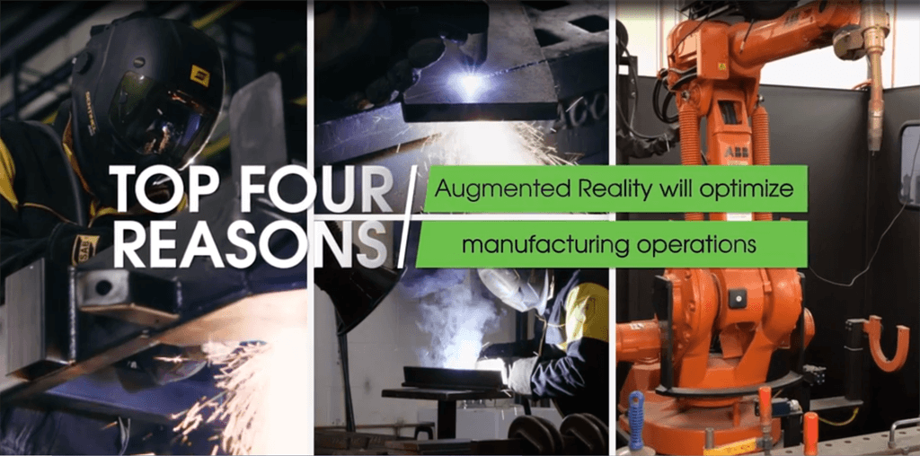 Augmented Reality is Revolutionizing the Plant Floor