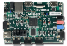 Zybo Z7-10 / Zybo Z7-20 SoC Platform for Embedded Systems and Digital Signal Processing