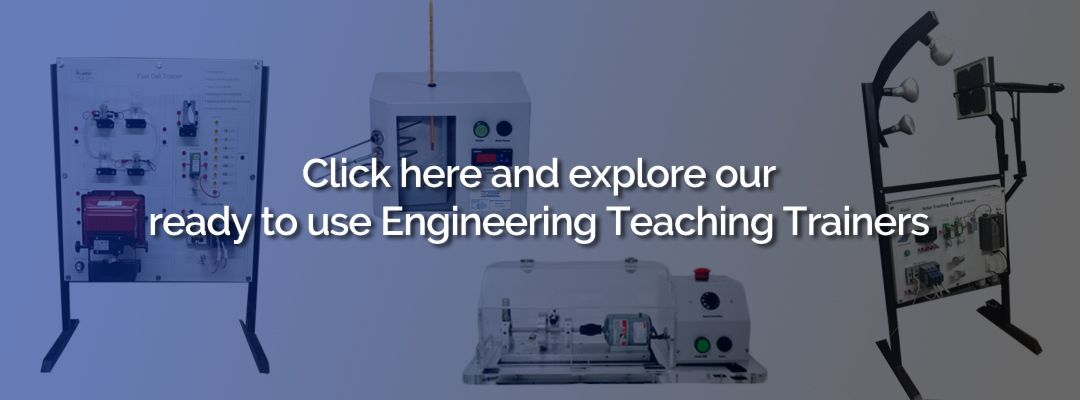 discover engineering teaching trainers