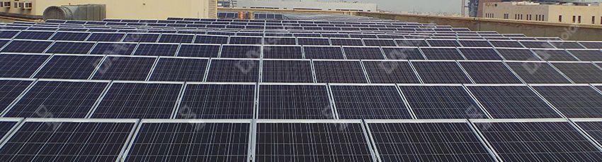 SAAB RDS - DAH Solar Energy Systems in Kuwait