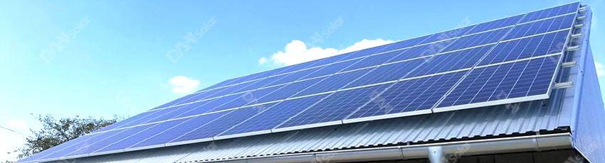 SAAB RDS - DAH Solar Energy Systems in Ukraine