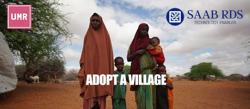Adopt a village UMR SAAB RDS