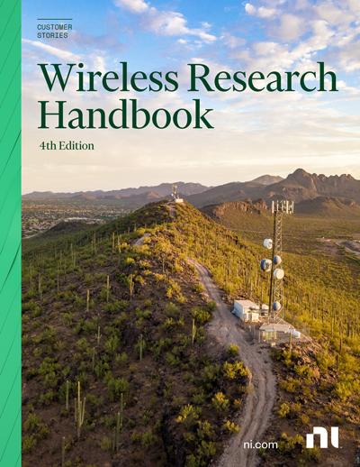 Wireless Research Handbook