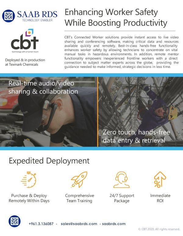 connected worker brochure