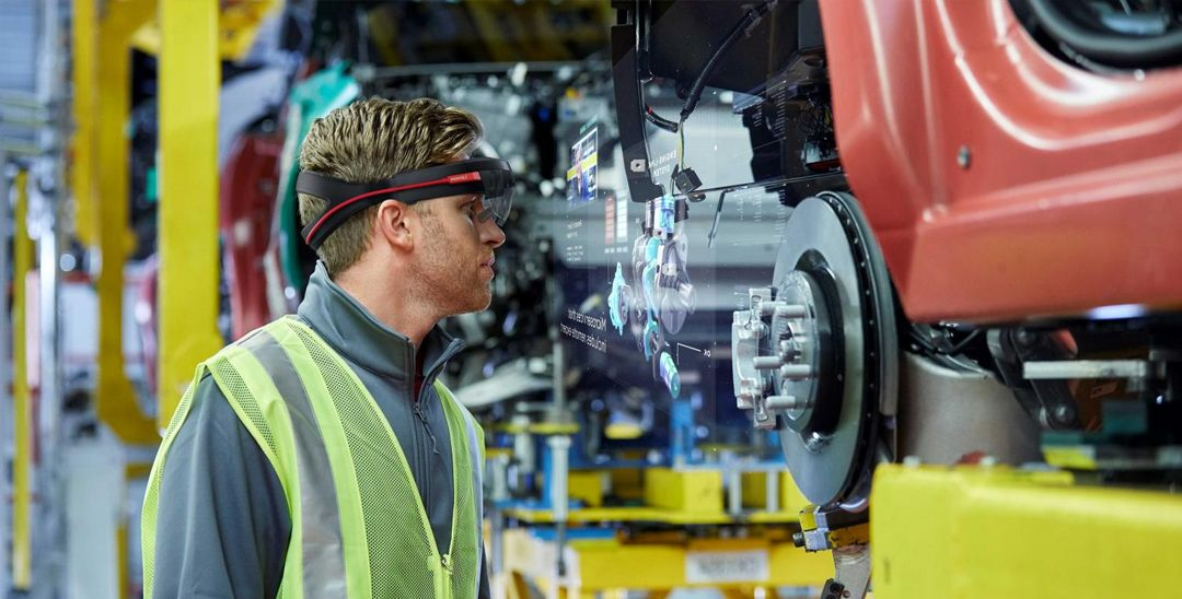 connected worker in manufacturing