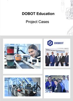 SAAB RDS DOBOT Education Project Cases