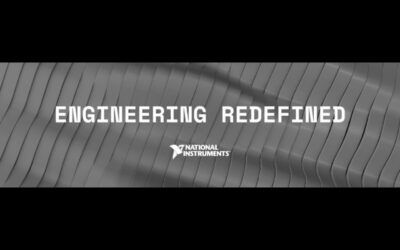 Engineering Redefined by National Instruments