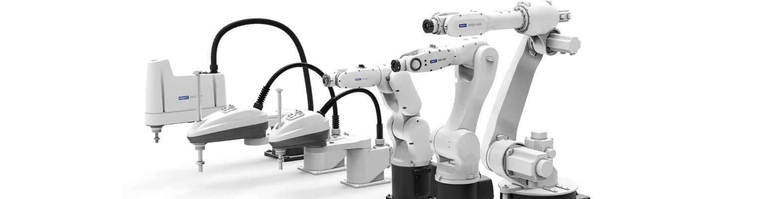 industrial robotic arms - SAAB RDS