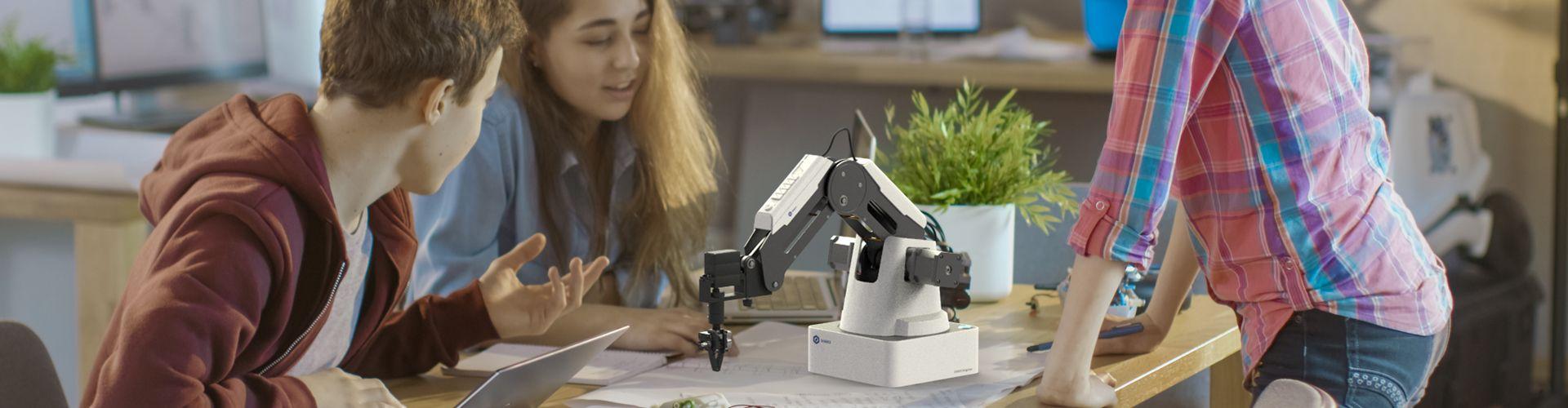 SAAB RDS Robotic Arms
