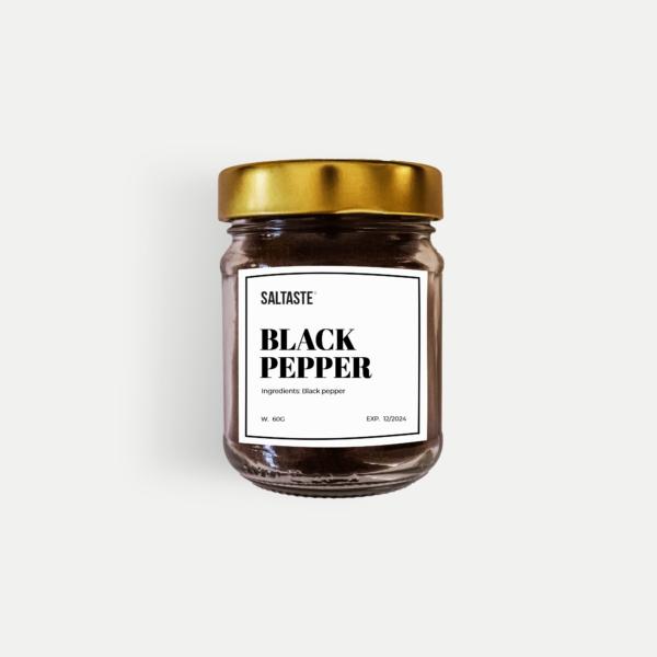 Saltaste Black Pepper