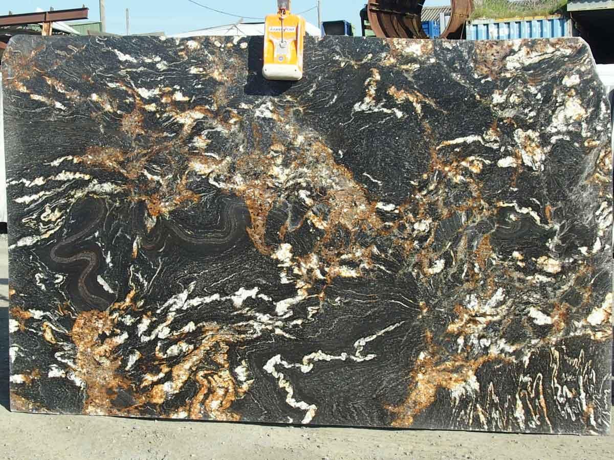 Black Fusion Granite