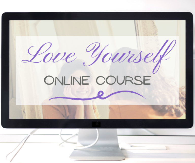 Love yourself online course