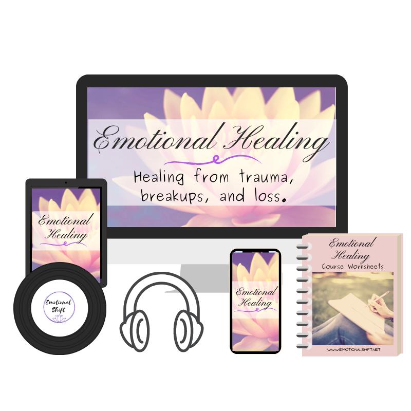 emotional healing course