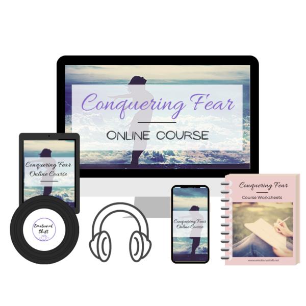 Conquering fear course