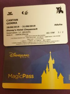 Copy of Disneyland Paris Magic Pass