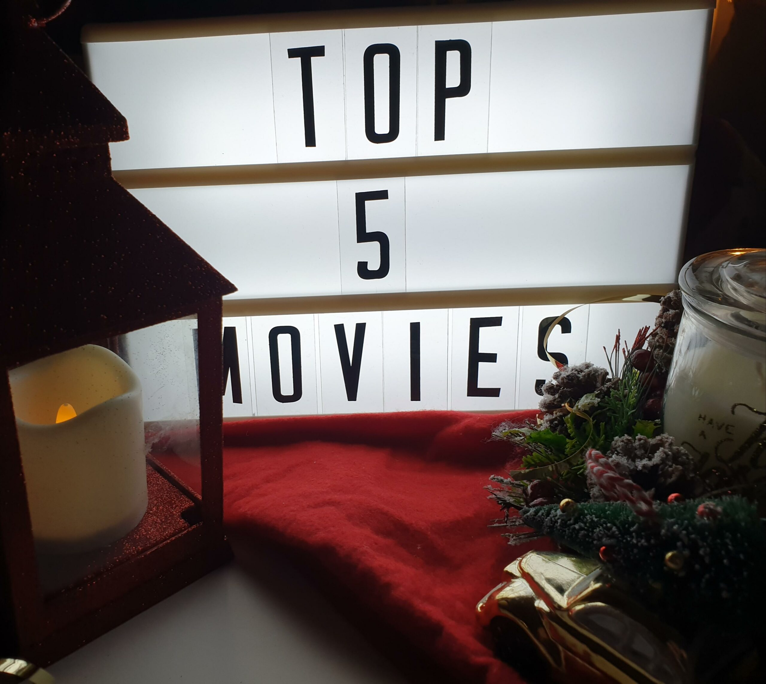 Blogmas 3: My Top Five Must Watch Christmas Movies on Netflix in 2019.