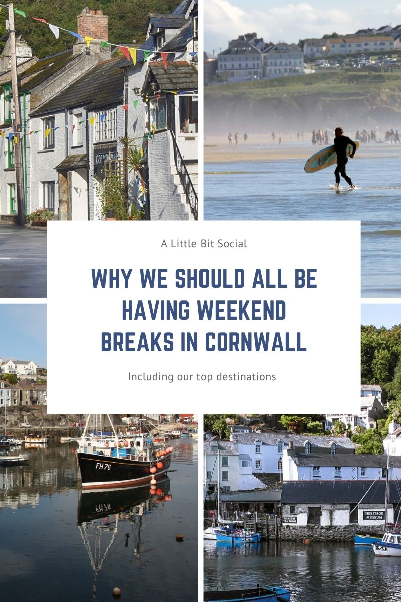 Cornwall Destinations