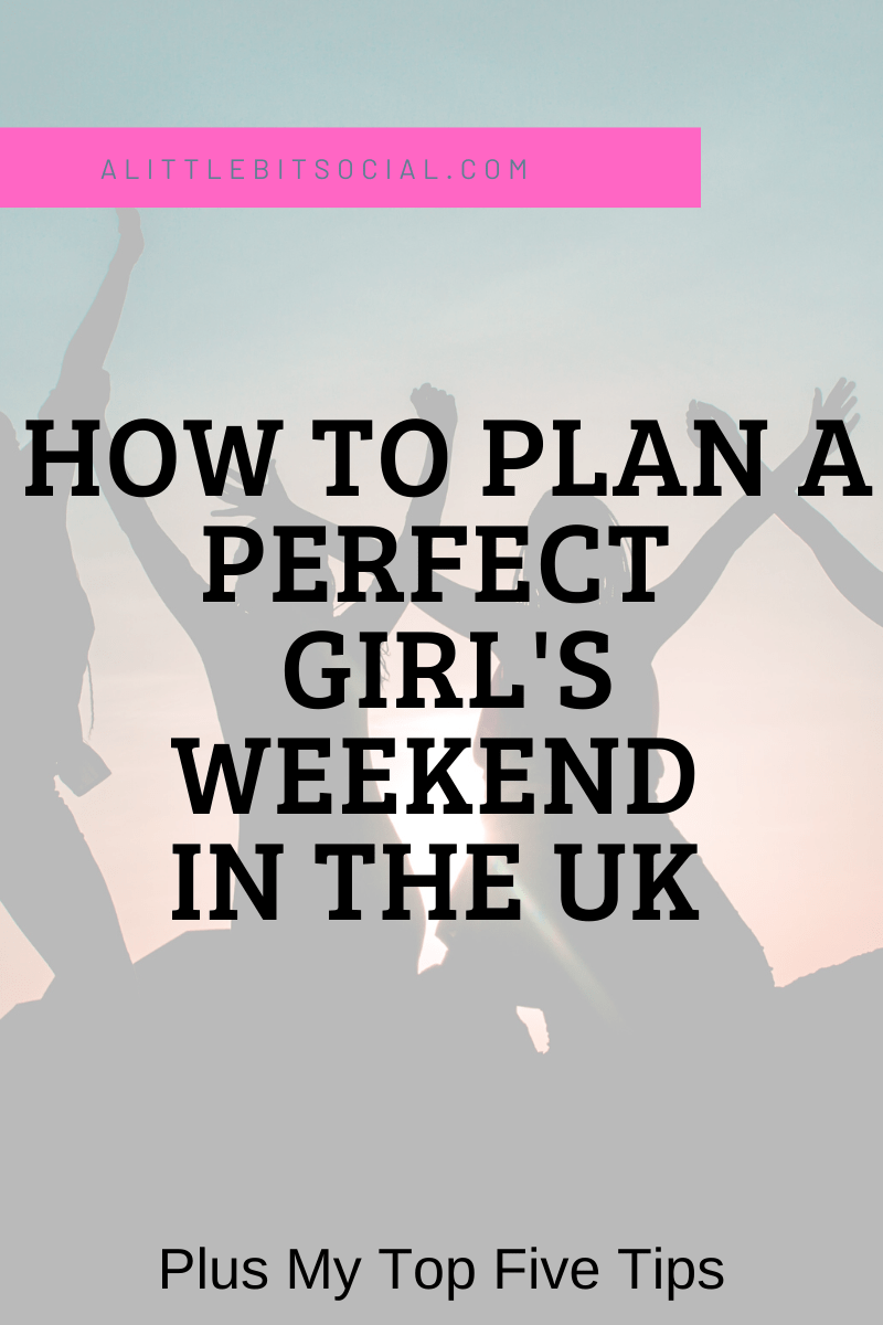 Girl's Weekend Graphic