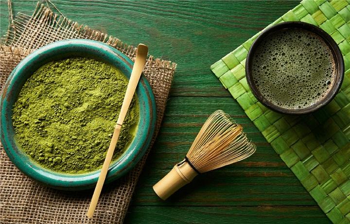 preparar té matcha