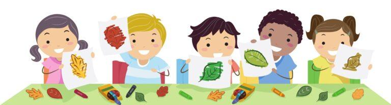 taller de plantas para niños