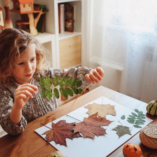 taller para niños con plantas en barcelona