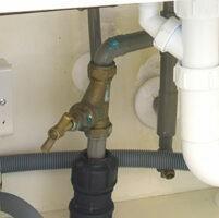 internal stopcock Edinburgh emergency plumber
