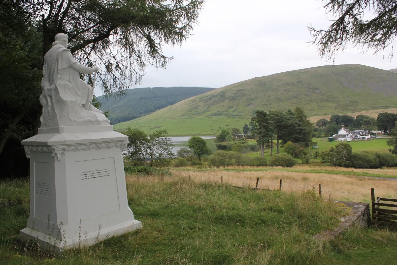 Edinburgh water supply