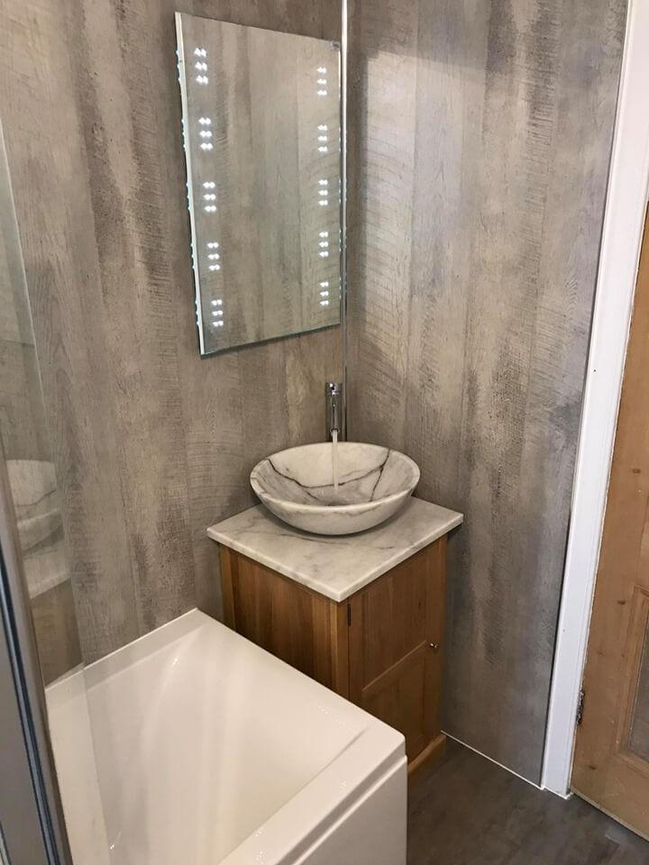 Edinburgh bathroom fitter installer Musselburgh