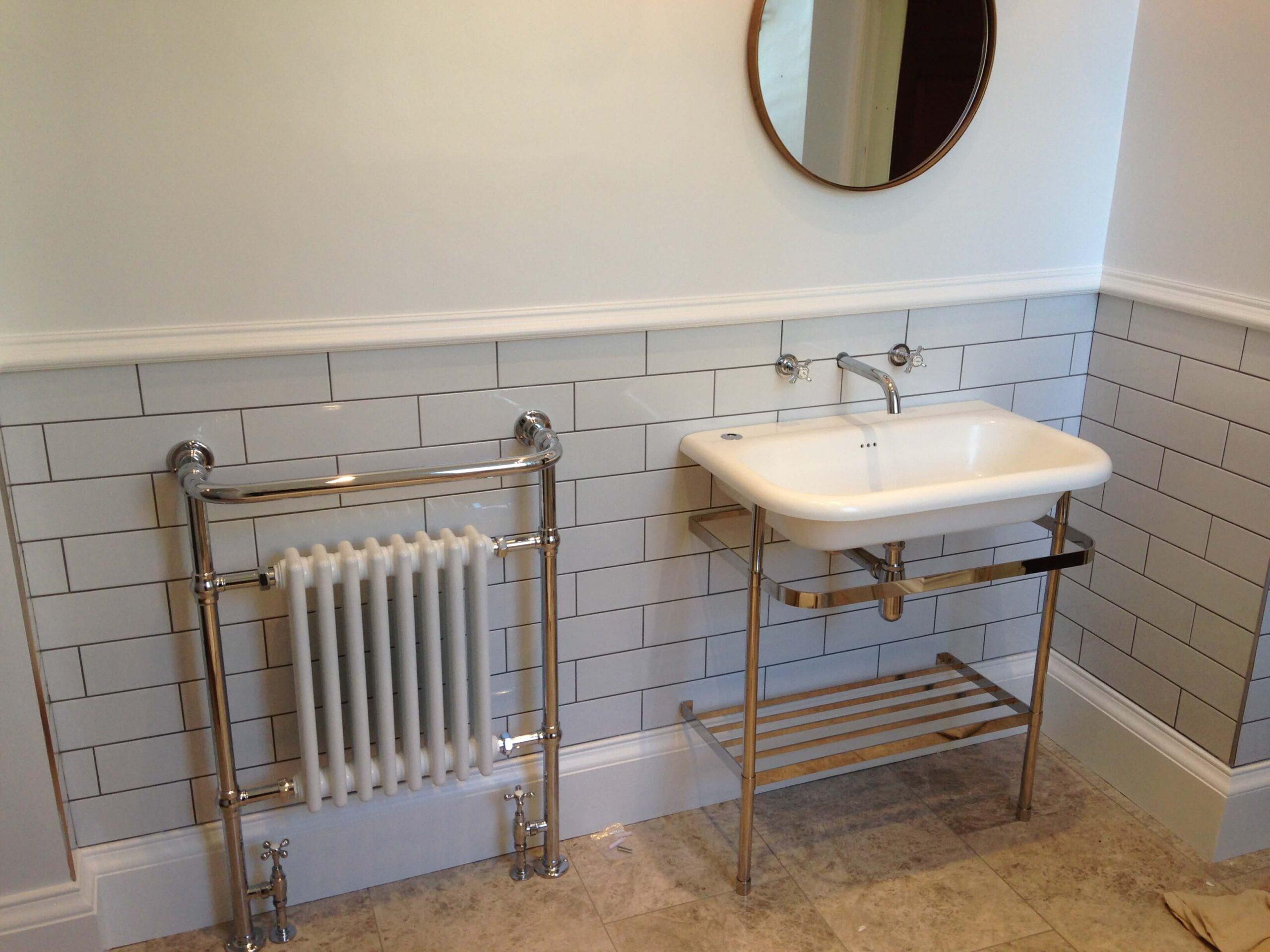 East Lothian bathroom fitter