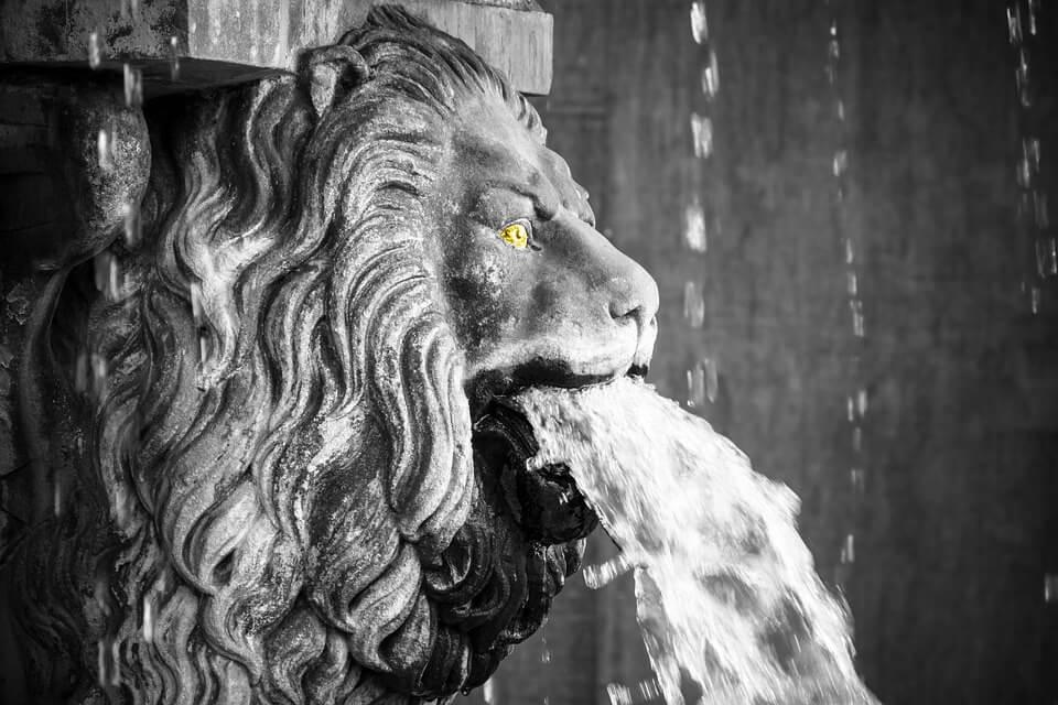 lion fountain emergency plumber Edinburgh
