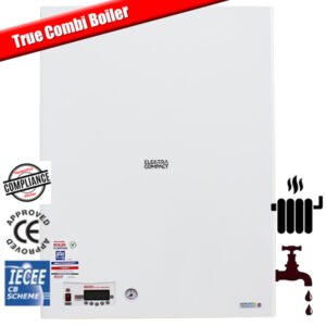 Edinburgh electric combi boiler installer