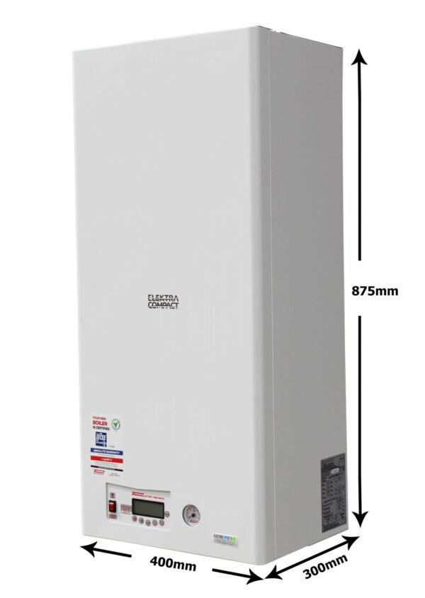 East Lothian electric combi boiler installer