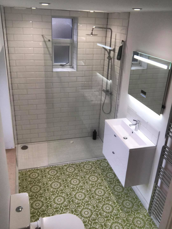 Portobello Bathroom Installer Edinburgh Musselburgh