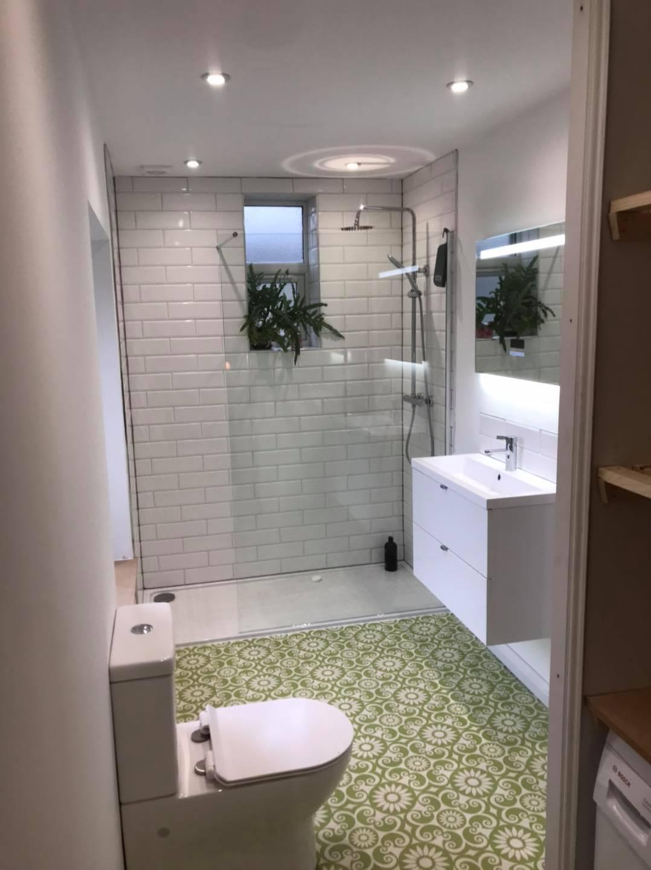 Local Portobello Bathroom Installer Edinburgh Musselburgh