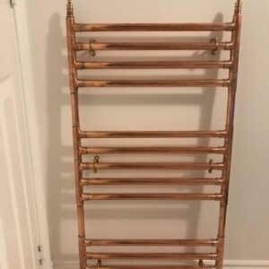 Copper Pipe Towel Warmer Radiator