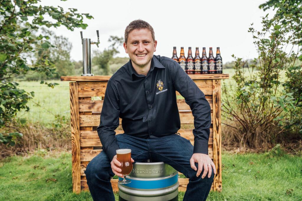 Ryan McCracken - MD/Master Brewer