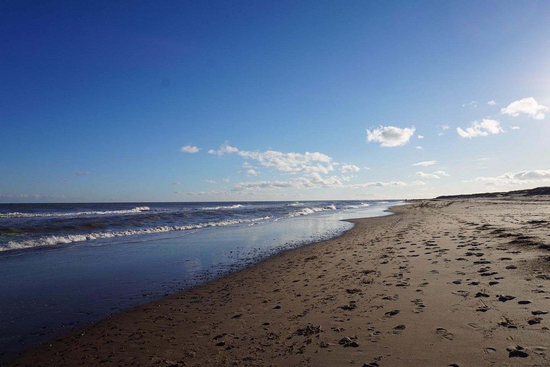 Old Bawn Beach A Mindful Walker Deirdre O'Flynn