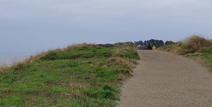 Cahore Cliff Walk Wexford
