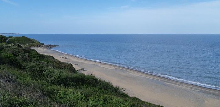 cahore cliff walk