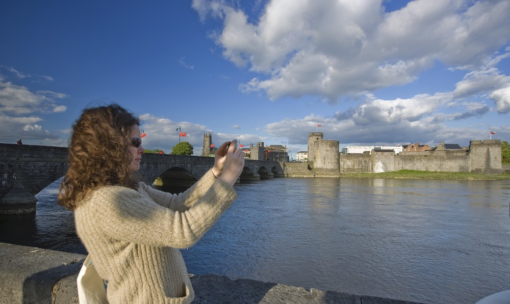 Limerick's medieval quarter