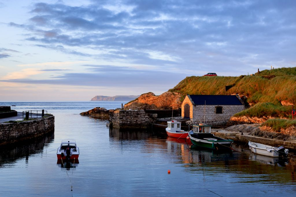 Ballintoy Harbour, Game of Thrones location