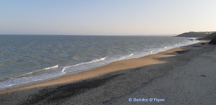 Seafield beach co wexford