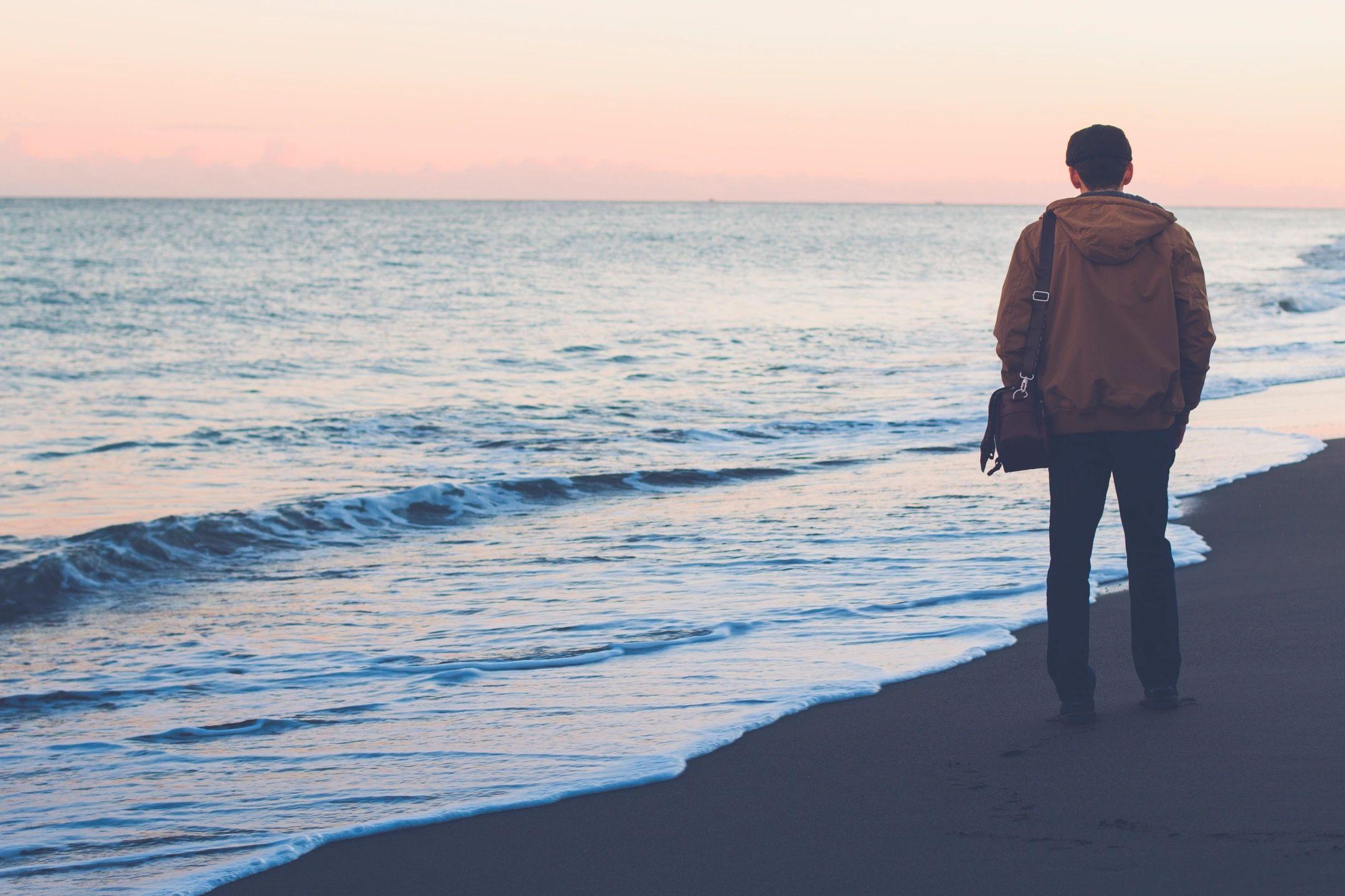 Walk more, live longer - simple!