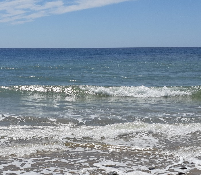 Ballyhealy beach