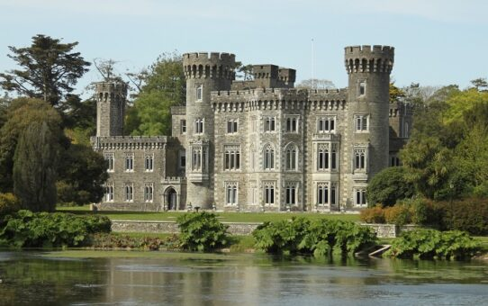 Johnstown Castle – walk in the footsteps of history