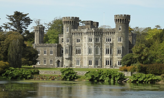 Johnstown Castle - walk in the footsteps of history