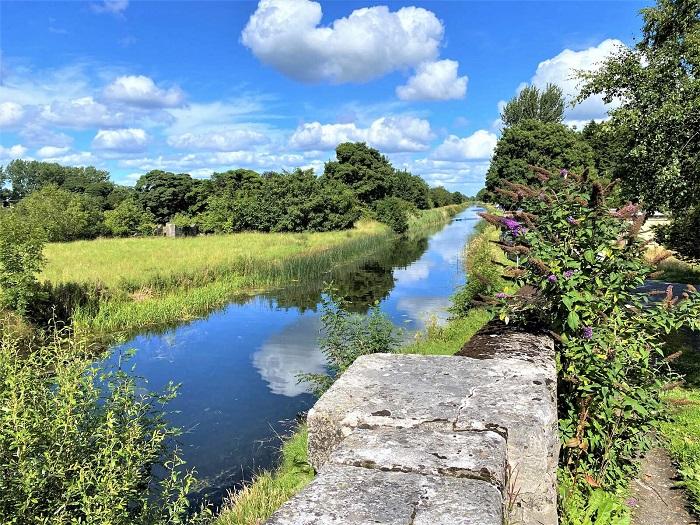 Grand Canal, Kildare