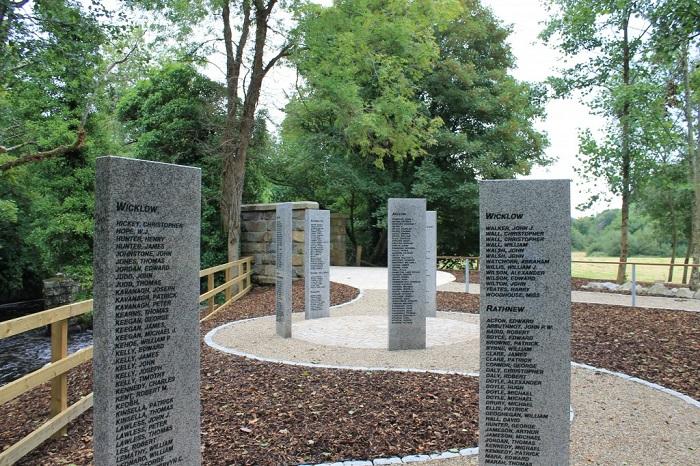 Woodenbridge World War 1 Memorial