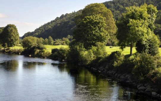 History aplenty between Woodenbridge and Avoca