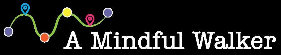 A Mindful Walker Logo